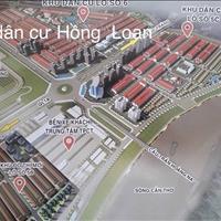 Nền biệt thự 15x32.5m - View sông đường số 8 khu dân cư Hồng Loan 5C (mặt tiền sông Cần Thơ)