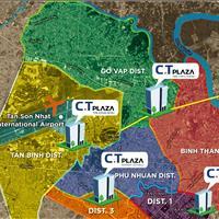Cần bán căn hộ C.T Plaza Nguyên Hồng giá 2 tỷ 350 triệu (VAT) cuối năm 2021 nhận nhà