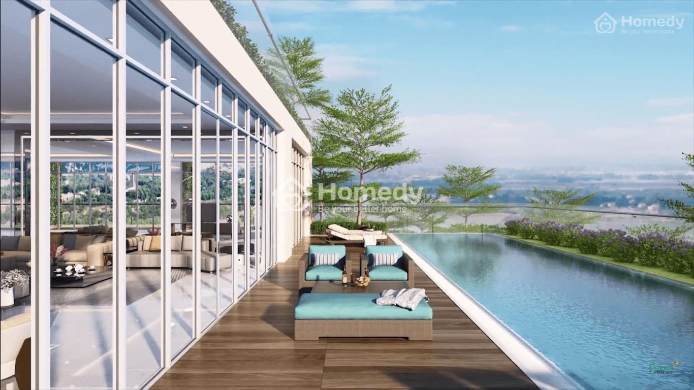 can ho sky villa