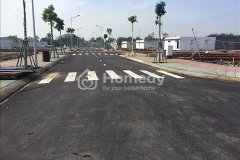 Đất huyện Cần Giờ đường Lương Văn Nho 100m2 - sổ hồng riêng