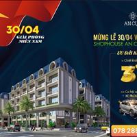 Shophouse 5 tầng phố đi bộ kinh doanh - 2 mặt tiền đại lộ 100m Võ Nguyên Giáp - TP Huế