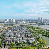 Biệt thự đơn lập Vinhomes Central Park Tân Cảng, 320m2, 4 tầng, 130 tỷ