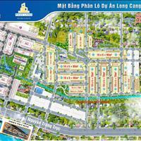 Dự án Long Cang Riverpark đang rầm rộ phía tây nam TPHCM, giá chỉ 575tr/nền sổ hồng riêng từng nền