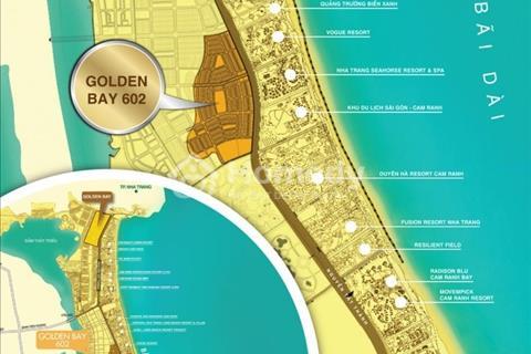 Đất nền Golden Bay 602 suất ngoại giao gần mặt đường giá rẻ