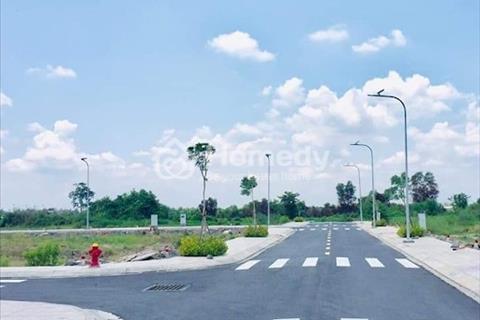 Đất nền thổ cư ngay thành phố biển Cần Giờ gần chợ Hàng Dương giá chỉ 895tr. dt 120m2