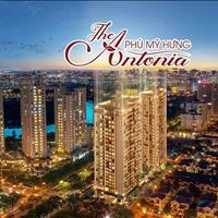 The Antonia Phú Mỹ Hưng, chỉ thanh toán 20% và kí hợp đồng mua bán đến khi nhận nhà