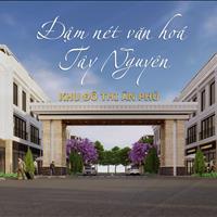 Đất đô thị sổ sẵn trung tâm TP Buôn Ma Thuột (khu Sporta) giá chỉ 668 triệu