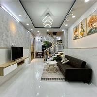 Nhà Nguyễn Văn Bứa  2PN 550tr full nội thất, SHR đang cho thuê 4tr/tháng, NH hỗ trợ