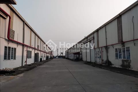 Cho thuê đất, nhà xưởng, kho bãi quận Thanh Trì - Hà Nội giá 60.00 nghìn/m2/tháng