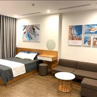 Giá rẻ nhất cho thuê căn hộ 1PN - 38m2 nội thất cơ bản và full đồ Vinhomes West Point Phạm Hùng