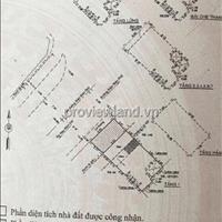 Bán toà nhà mặt tiền Điện Biên Phủ, Quận 1, 1 hầm và 7 tầng, 156.8m2