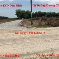 Bán đất Sào Minh Lập, Chơn Thành- Bình Phước giá 468.00 Triệu SHR đường thông