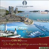 Độc quyền quỹ căn tầng trung view vịnh du thuyền đẹp nhất kiệt tác Sun Marina Hạ Long - Bãi Cháy