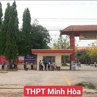 Chủ kẹt tiền cần bán lô đất thổ cư sát DT 749B gần chợ Minh Hòa Dầu Tiếng Bình Dương