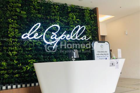 De Capella Quận 2 - Giá 56 triệu/m2 - Thanh toán chỉ 30% nhận nhà ở ngay