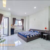 Cho thuê căn hộ full nội thất, ban công rộng, cửa sổ rộng