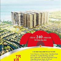 Sắp xuất hiện căn hộ biển Quy Nhơn - sổ hồng lâu dài, chỉ với 240 triệu nhận nhà ngay