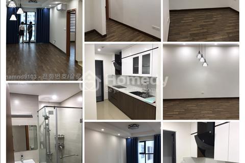 Cho thuê căn hộ 2 ngủ nội thất cơ bản chung cư Goldmark City