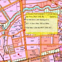 15,3m ngang mặt tiền đường số 1, Phước Thiền, Nhơn Trạch, vị trí đầy tiềm năng, giá 10,5 triệu/m2