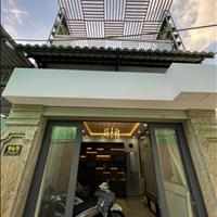 Căn góc 2 mặt tiền hẻm 92 Phạm Hữu Lầu, 4m dài 13m trệt lầu full nội thất giá 3,6 tỷ