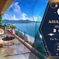 Căn hộ cao cấp 87m2 Aria Vũng Tàu - Full nội thất cơ bản - Giá 3.48 tỷ/căn