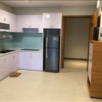 Bán căn hộ 1 Phòng ngủ Đảo Kim Cương Quận 2, đầy đủ nội thất - view nội khu và Sông SG.