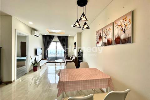 Căn hộ Monarchy 2 phòng ngủ cho thuê, nội thất xịn sò, tầng cao, view đẹp - Giá chỉ 10tr/tháng