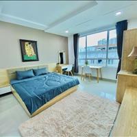 Cho thuê căn hộ Quận 3 - Trần Quang Diệu - Lê Văn Sỹ, phòng thoáng, cửa sổ to