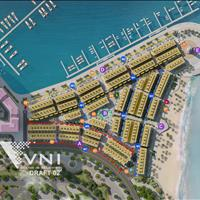 Cơ hội sở hữu nhà liền kề mặt biển vịnh Hạ Long, một bước ra bãi tắm, cảng tàu quốc tế Bãi Cháy