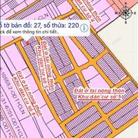 Đất 4.5x22m mặt tiền đường Liên Xã, Biên Hòa Golden Town sổ riêng thổ cư hết đất giá 800tr/nền