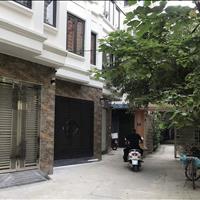 Nhà mới đẹp 5 tầng ô tô đỗ cửa Nguyễn Khánh Toàn, Cầu Giấy 46m2 nhỉnh 5 tỷ