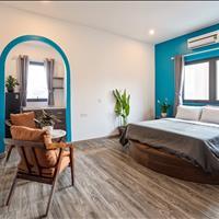Căn hộ mini mới xây FULL nội thất ngay Hồ Con Rùa, quận 3- FREE dịch vụ dọn phòng,  giặt sấy