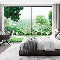 Solforest Ecopark - Căn góc Đông Nam 93m2 ở, 47m2 sân vườn đẳng cấp, thiết kế 3 ngủ 2 vệ sinh