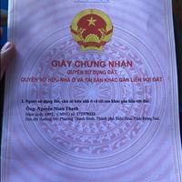 Chính chủ bán đất khu dân cư 577 Sơn Tịnh - Quảng Ngãi - Đã có sổ hồng sở hữu lâu dài
