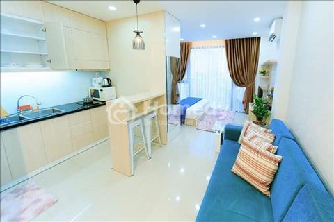 Chung Cư Quận 1 Studio Full Tiện Nghi 40m2 Có BanCol Chính Chủ Gần Bùi Viện