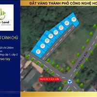 Đất nền ngã ba Vân Lôi, giáp khu công nghệ Cao Hòa Lạc, Thạch Thất, Hà Nội