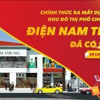 Chỉ 250 triệu sở hữu ngay đất nền trung tâm phố chợ lớn nhất Điện Nam Điện Ngọc - Sổ Đỏ Sẵn