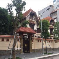 Bán Biệt Thự mặt phố Trương Công Giai – Cầu Giấy 140M-MT11: Giá nhỉnh 45 Tỷ