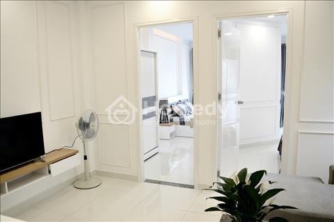 Cho thuê căn hộ mini 2 phòng ngủ 70m2 ban công lớn giá tốt - Full nội thất - Gần cầu NVC, Quận 1