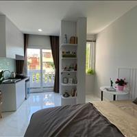 Cho thuê căn hộ full nội thất có ban công, cửa sổ