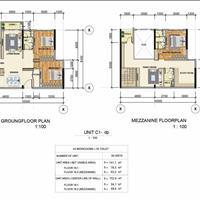 Bán căn Duplex -152m2 4PN- Celadon City- Aeon Tân Phú, giá 6.12 tỷ