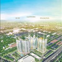 Bán căn hộ cao cấp Charm City Diamond Tower Dĩ An - Bình Dương giá 1.50 tỷ