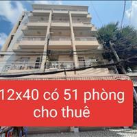 bán gấp CHDV 12x40 5 tầng 51 phòng cho thuê hẽm 8m giá chỉ 41,99 tỷ