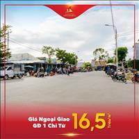 Bán đất quận Điện Bàn - Quảng Nam giá 16.50 triệu/m2