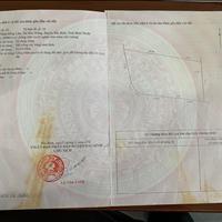 Bán đất xã Hoà Thắng 10900m2 cách DT716 400m giá 1 tỷ 635 triệu.sô hồng riêng.