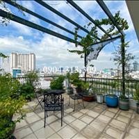Cho thuê căn hộ dịch vụ siêu xinh, sân thượng view đẹp - Lê Quốc Hưng, Quận 4