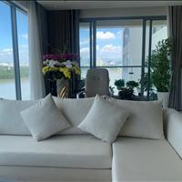 Bán căn hộ 4 Phòng ngủ 170m2 Đảo Kim Cương Quận 2 - đầy đủ nội thất - 18.5tỷ, view Sông SG- Bitexco