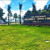 Bán gáp lô đất 1100m2 giá 486 triệu cho nhà đầu tư tại Chơn Thành – đối diện cổng khu công nghiệp