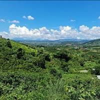 Bán lô đất DT 5721m2 có 60m2 mặt tiền đất, view đẹp nhìn toàn TT Đinh Văn, Lâm Hà