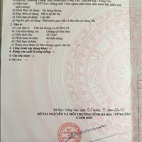 Bán căn hộ quận Vũng Tàu - Bà Rịa Vũng Tàu giá 1.95 tỷ